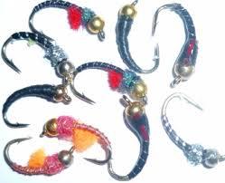 bead head buzzers